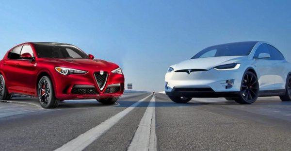 Fiat e Alfa Romeo elettriche?
